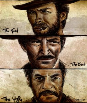 The Good The Bad and The Ugly - Tribute to Western by Musiriam