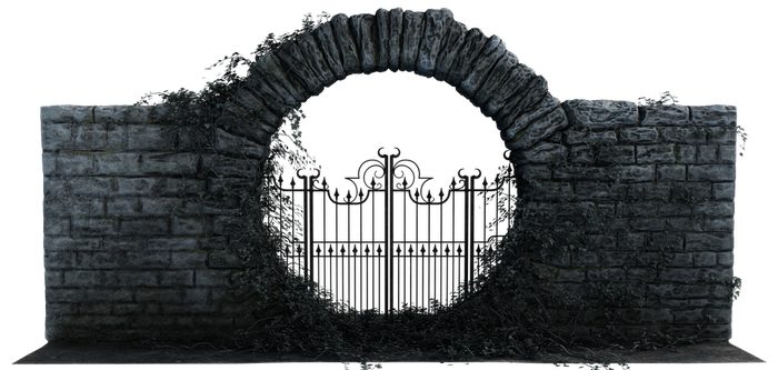 Gate by GRAPHICSOUL