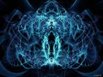 Pulse Burst Fractal by KnightFlyte96