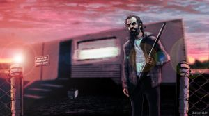 GTA V - Trevor County by juhoham