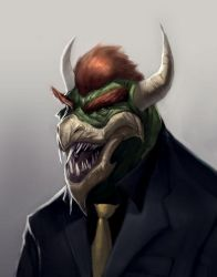 Bowser by Robotpencil