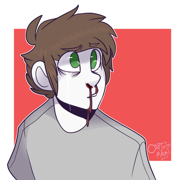 Toby (+speedpaint) by CaptainMaxi