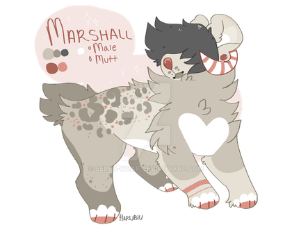 Marshall by Seren-Wrap