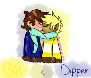 BillDip for cipher-pines
