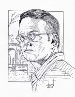 The Walking Dead: Milton by StevenWilcox