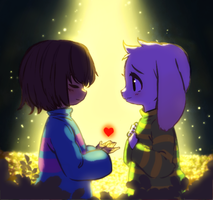 undertale by IExLibrisI