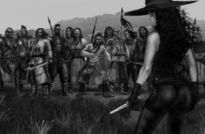 The Angry Clan -- A different view by LadyMerrethsAuthor