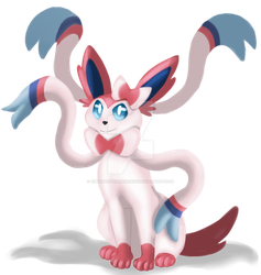 Sylveon by xXThatEpicDrawerXx