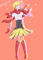Drop Pop Candy Papyrus by shion396