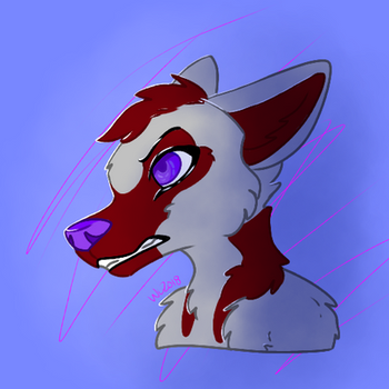 trying and failing at highlights  by WolfenLynxKipjen
