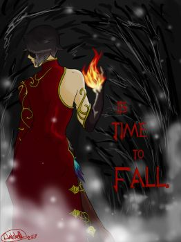 It's Time To Fall - RWBY by MercyAntebellum