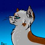 I like drawing starry backgrounds :D by SpyWestie
