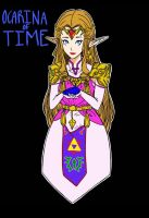 Ocarina of Time by M4LoZ