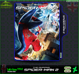 The Amazing Spider Man 2 (2014)2 by Loki-Icon