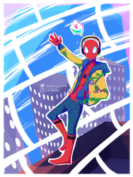 Spiderman Homecoming by keary