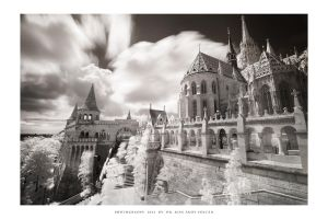 Budapest - IR XLII (Budapest Noir) by DimensionSeven