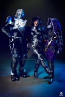 Mass Effect - Cosplay - Mission complete ! \o/ by CynShenzi