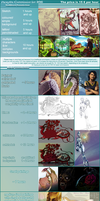 Commission list 2016 (OUTDATED) by Acayth