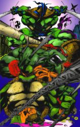 TMNT tribute edited by Jiinn