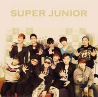 Super Junior  OR by TanyaGreece