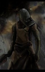 The Butcher by bustercloud