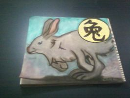 Chinese Zodiac - The Rabbit by Konack1