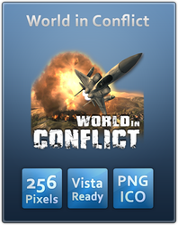 World in Conflict by SkullBoarder