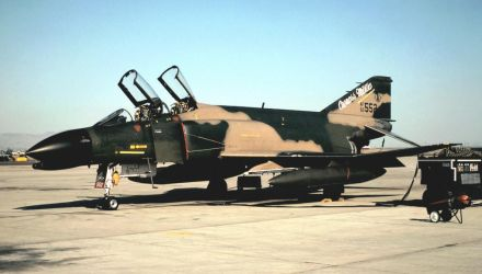 F-4C in 'Wraparound' No. 4 by F16CrewChief