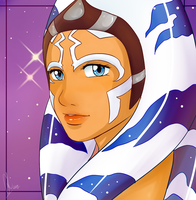 Ahsoka Tano from Rebels by Chyche