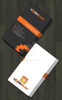 Business cards by ilyasmahmood