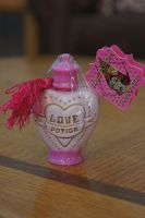 Love Potion (candy not replica) by Prue126