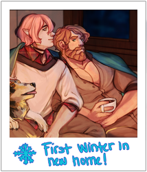 [EE] Homecoming: Winter ! by DicedPears