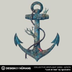 Lost at Sea by Design-By-Humans
