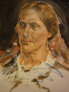 Susan B. Anthony by birthcontrolblues