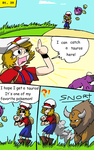 HG Nuzlocke : 122 by SaintsSister47