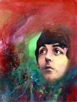 From The Vaults Macca in Space by ChloeC