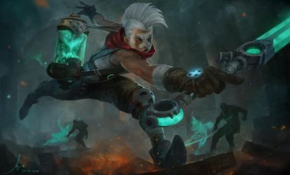 Ekko by LeeKent