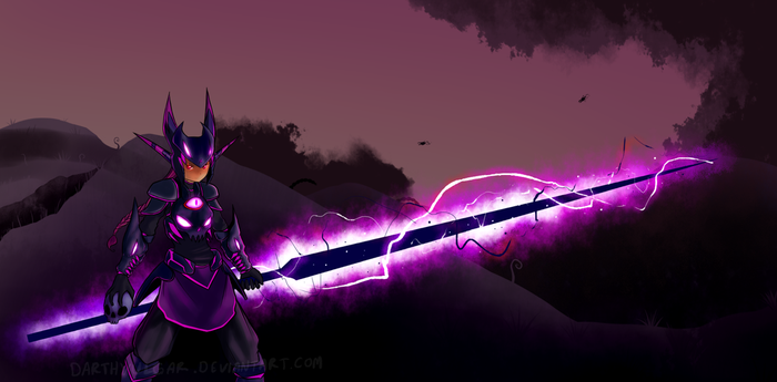 Shadow Armor by Suweeka