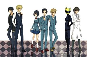 Durarara love by LubbyDubby