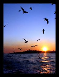 istanbul sunset 04 by deepestwonder