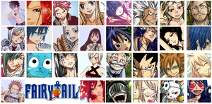 Fairy tail icon by shiawase-usagichan