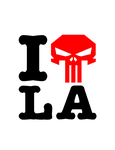 I love L.A. (Punisher) by JMK-Prime