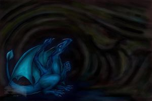 Lost in the Dark by Riok