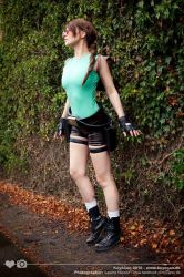 Tomb Raider by LauraCraftCosplay