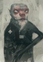 Speed painted little dr by torvenius