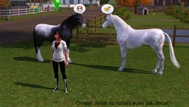 Fun with Sims 3 pets part 5 by Lolalilacs