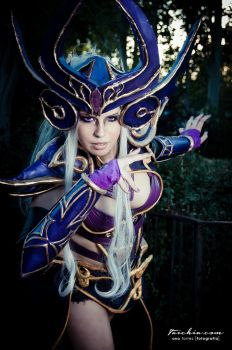 Syndra - Let them try to stop me by sumyuna