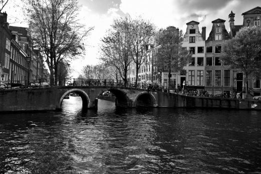 Herengracht / Leidsegracht by Matus76