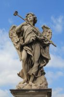 Statue Of Angle by Vinanti