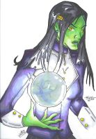Elphaba Thropp Wicked by PDInk